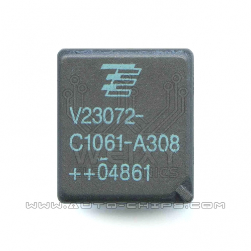 V23072-C1061-A308 relay use for automotives BCM
