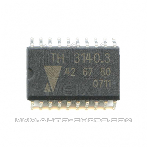 TH3140.3 ignition driver chip use for automotives ECU