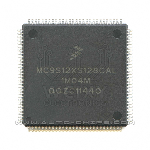 MC9S12XS128CAL 1M04M MCU chip use for automotives
