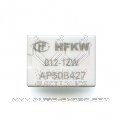 HFKW 012-1ZW relay use for automotives