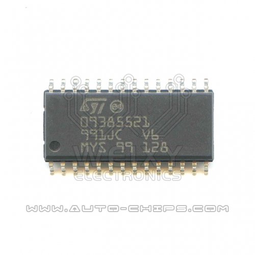 09385521 chip use for automotives BCM