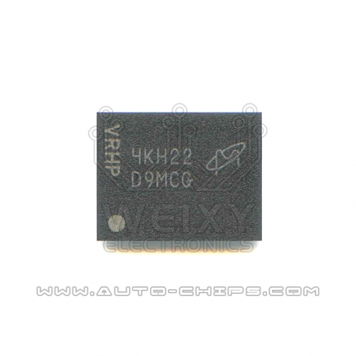 D9MCG chip use for automotive radio