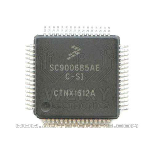 SC900685AEC-SI chip use for automotive ECU