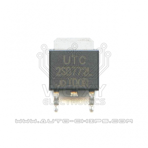 UTC 2SB772L chip use for automotive