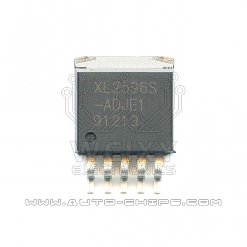 XL2596S-ADJE1 chip use for automotive