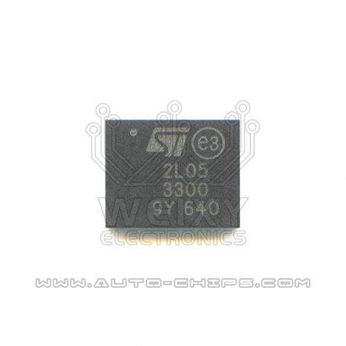 2L05 ST2L05R3300PS chip use for automotives radio