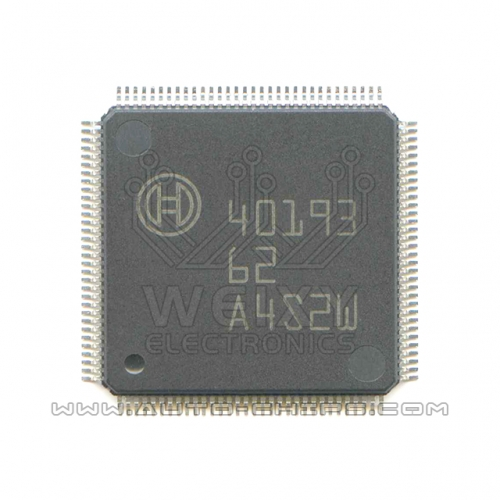 BOSCH 40193 chip use for automotives ECU