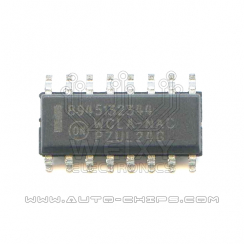 8945132344 CAN communication chip use for Mercedes-Benz truck ECU