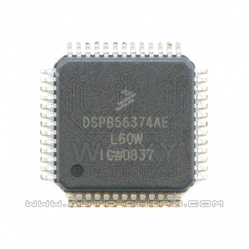 DSPB56374AE chip use for automotives radio