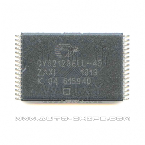CY62128ELL-45 flash chip use for automotives
