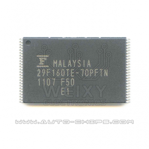 29F160TE-70PFTN flash chip use for automotives