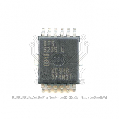BTS5235L chip use for automotives BCM