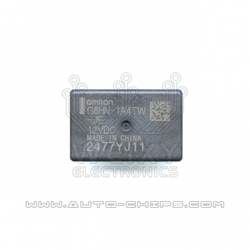 G8HN-1A4TW-JE relay use for automotives