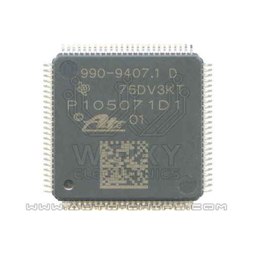 990-9407.1D P105071D1 chip use for automotives ABS ESP
