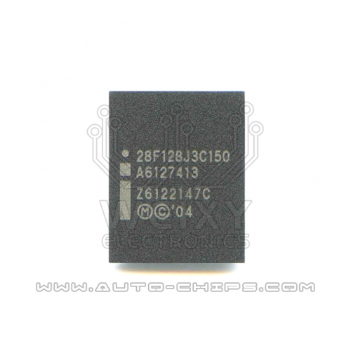 28F128J3C150 BGA chip use for BMW CCC radio