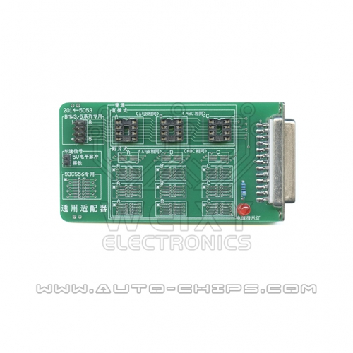 Full universal EEPROM adapter