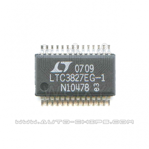 LTC3827EG-1 chip use for automotives radio