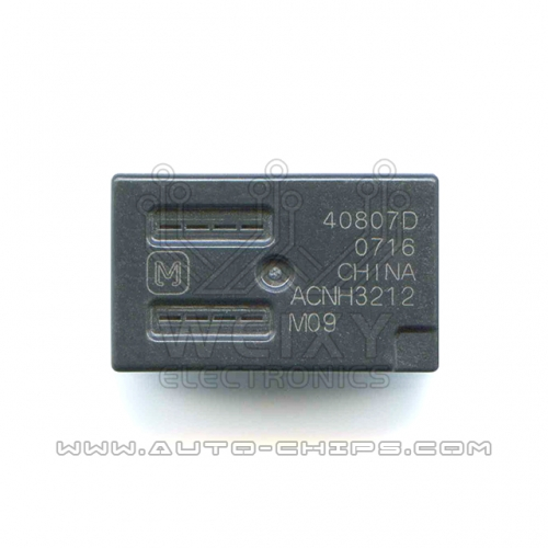 ACNH3212 relay use for automotives