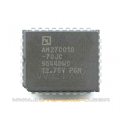 AM27C010-70JC flash chip use for automotives