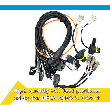 High quality full test platform cable for BMW CAS4 & CAS4+