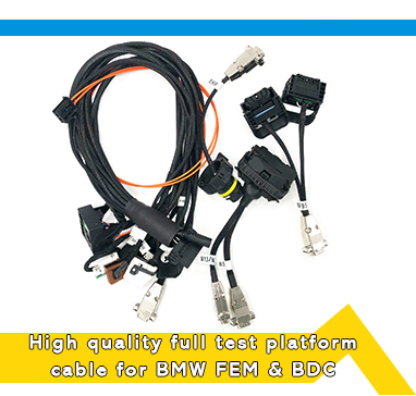 High quality full test platform cable for BMW FEM & BDC by WEIXY Electronics