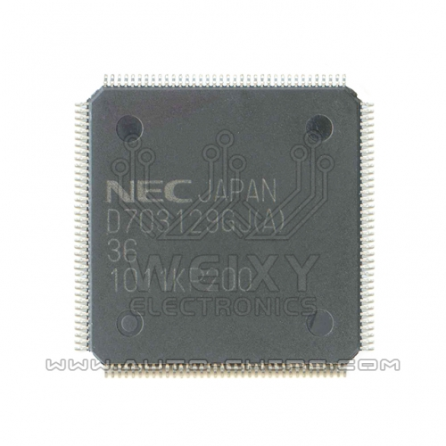 D703129GJ(A) MCU chip use for automotives