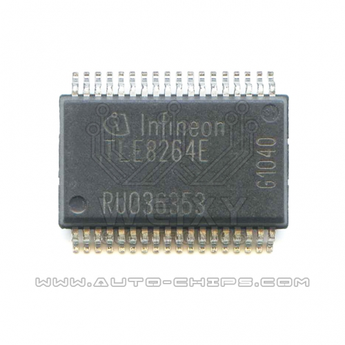 TLE8264E chip use for automotives