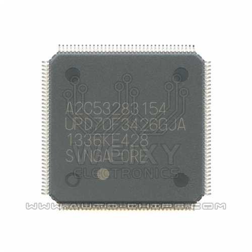 A2C53283154 MCU chip use for automotives