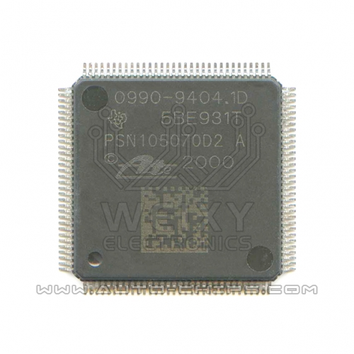 0990-9404.1D PSN105070D2 A chip use for automotive ABS ESP