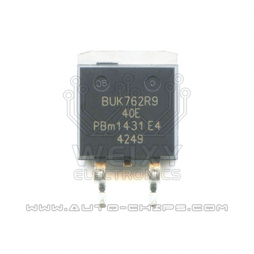 BUK762R9-40E chip use for automotives