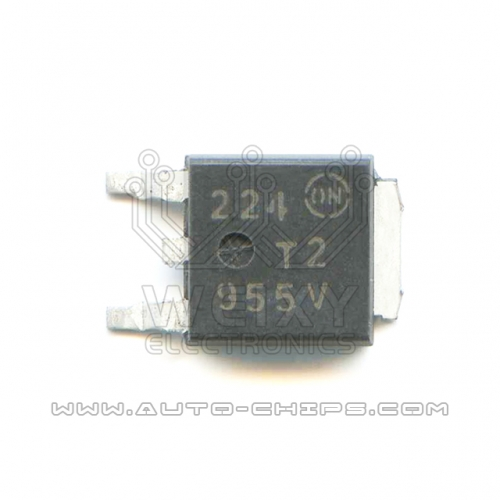 T2955V chip use for automotives ECU