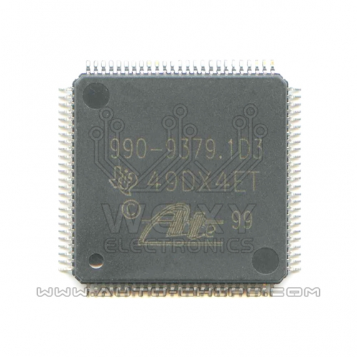 990-9379.1D3 chip use for automotives ESP ABS