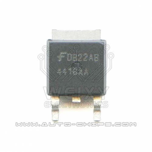 4416AA chip use for automotives ECU