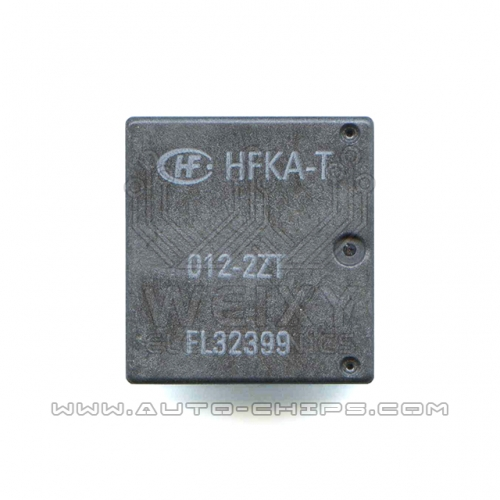 HFKA-T 012-2ZT Relay use for automotives BCM