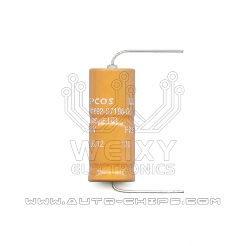 EPCOS B41692-S7188-Q6 1800uf 40V capacitor use for automotives