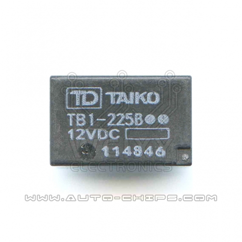 TB1-225B 12VDC relay use for automotives BCM
