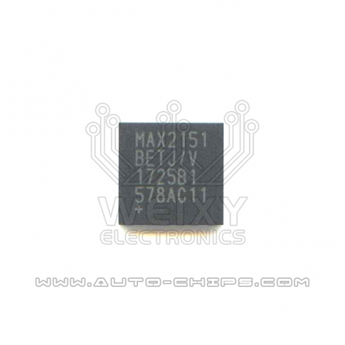 MAX2151BETJV chip use for automotives