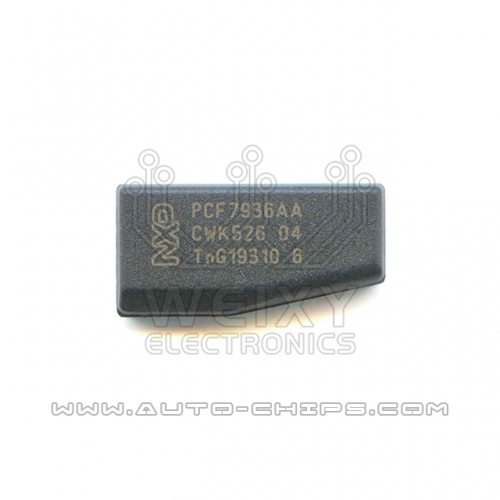 PCF7936AA 7936 original transponder chip use for automotives keys