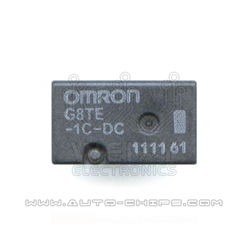 G8TE-1C-DC Relay use for automotives BCM