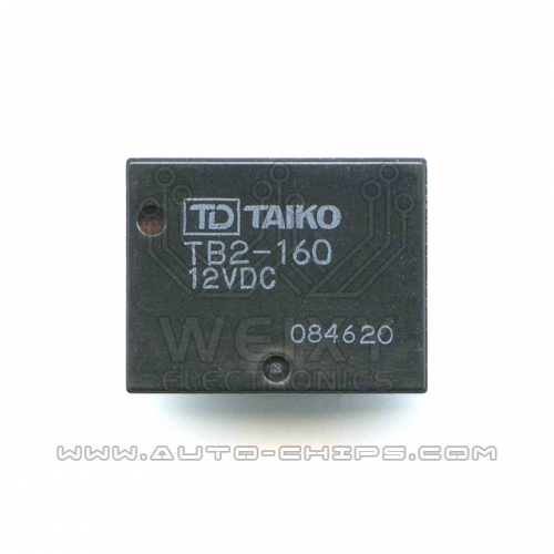 TB2-160 12VDC relay use for automotives BCM