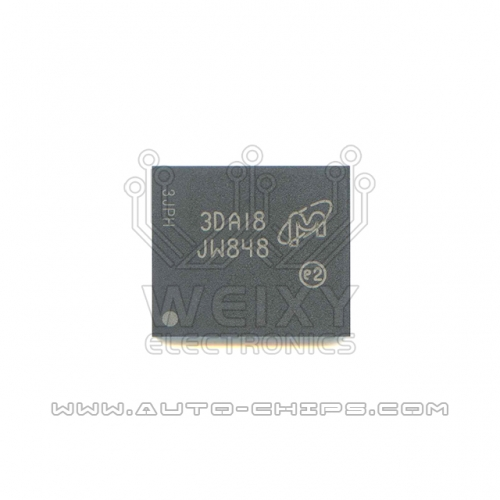 JW848 chip use for automotives radio