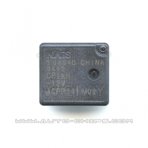 CP1aH-12V ACPP341 relay use for automotives BCM