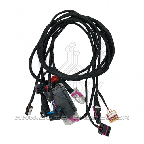 Test platform cable for Audi 5th IMMO A4 A5 Q5