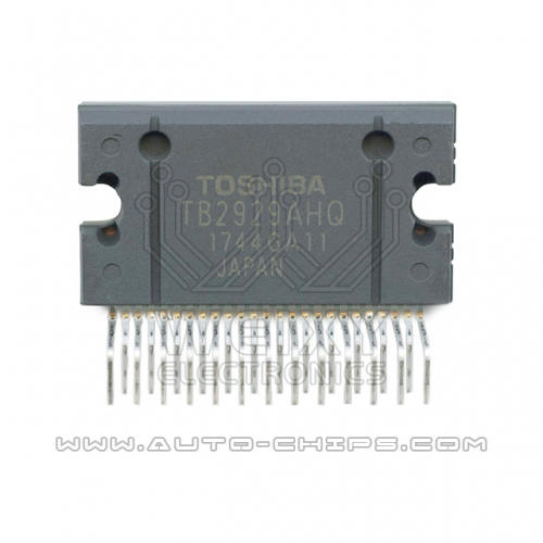 TB2929AHQ chip use for automotives radio
