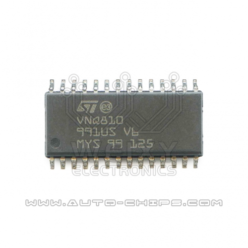 VNQ810 chip use for automotives BCM