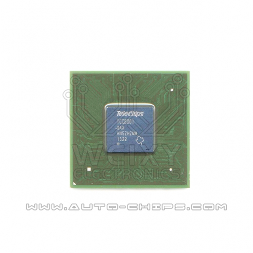 TCC8801-OAX BGA chip use for automotives radio