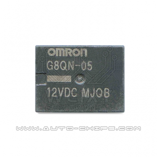 G8QN-05 12VDC relay use for automotives BCM