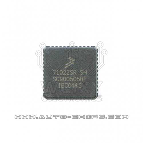 71022SR SH SC900505BF chip used for automotives ECU