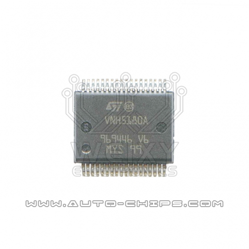 VNH5180A chip used for automotives BCM