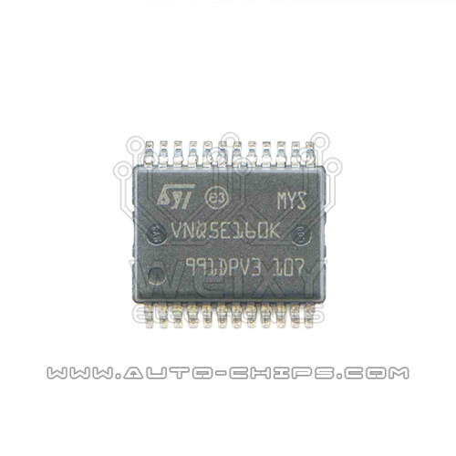 VNQ5E160K chip used for automotives BCM